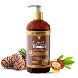 argan oil strengthning shampoo