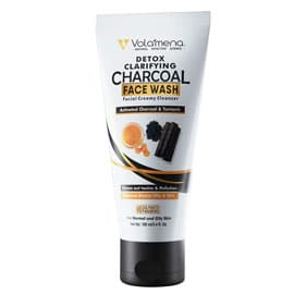 Detox Clarifying Charcoal face wash